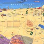 Large Dubai Maps For Free Download And Print   High Resolution And   Printable Map Of Dubai