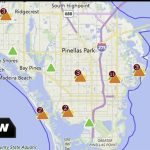 Large Duke Energy Power Outage Disrupts Traffic Signals In St. Pete   Duke Florida Outage Map