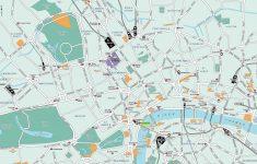 Printable Map Of London