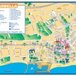 Large Marbella Maps For Free Download And Print | High Resolution   Printable Street Map Of Nerja Spain