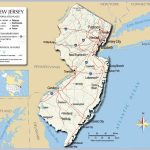 Large New Jersey State Maps For Free Download And Print   High   Printable Street Map Of Jersey City Nj