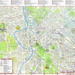 Large Rome Maps For Free Download And Print | High Resolution And   Central Rome Map Printable