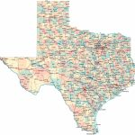 Large Texas Maps For Free Download And Print | High Resolution And   Google Road Map Of Texas