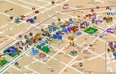 Printable Map Of Las Vegas Strip