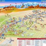 Las Vegas Maps   Top Tourist Attractions   Free, Printable City   Printable Map Of Las Vegas Strip