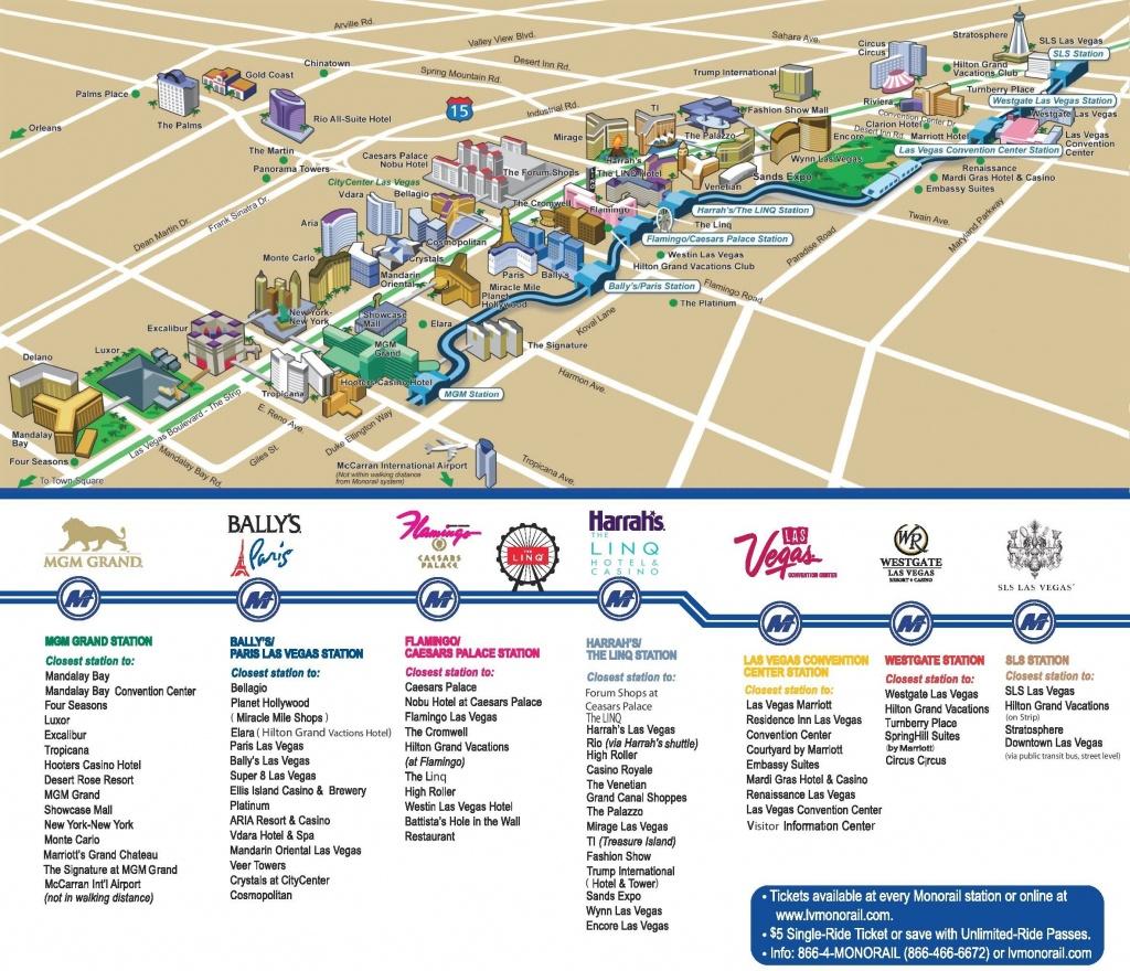 Las Vegas Strip Hotels And Casinos Map | Las Vegas In 2019 | Las - Printable Las Vegas Strip Map 2017