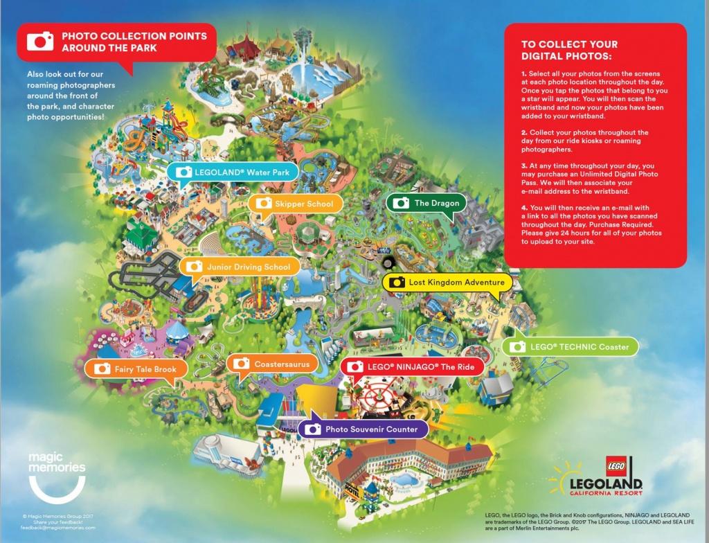 Lego Shopping Options | Legoland California Resort - Legoland - Legoland California Printable Map