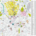 Lille City Centre Map   Printable Map Of Lille City Centre (Hauts De   Printable Map Of Lille City Centre