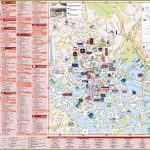 Lille Shopping Map   Printable Map Of Lille City Centre