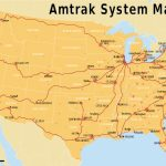List Of Amtrak Routes   Wikipedia   Amtrak Texas Eagle Route Map
