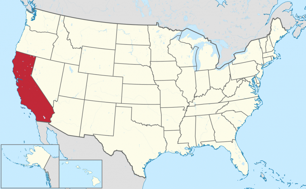 List Of Cities And Towns In California - Wikipedia - Del Mar California Map