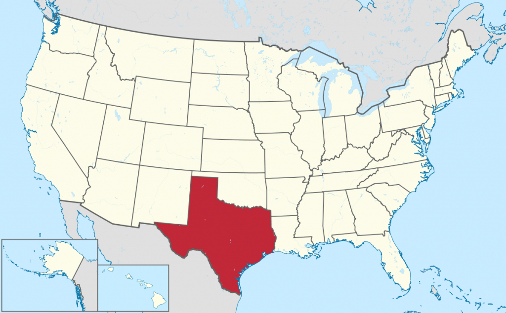 List Of Cities In Texas - Wikipedia - Show Me A Map Of Texas Usa