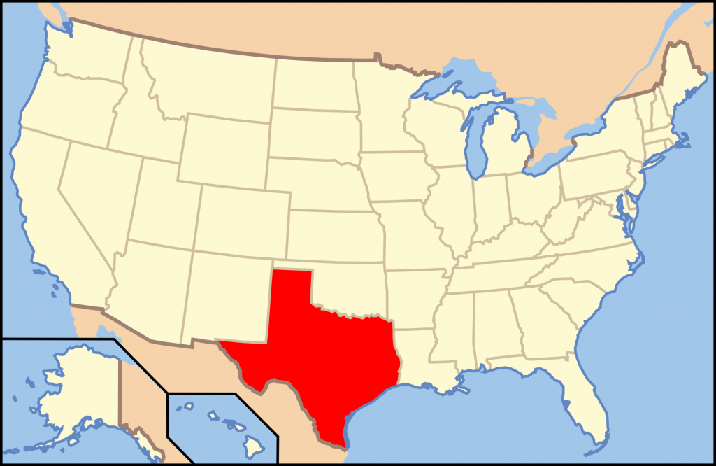 List Of Cities In Texaspopulation - Wikipedia - Map Of Texas Major Cities