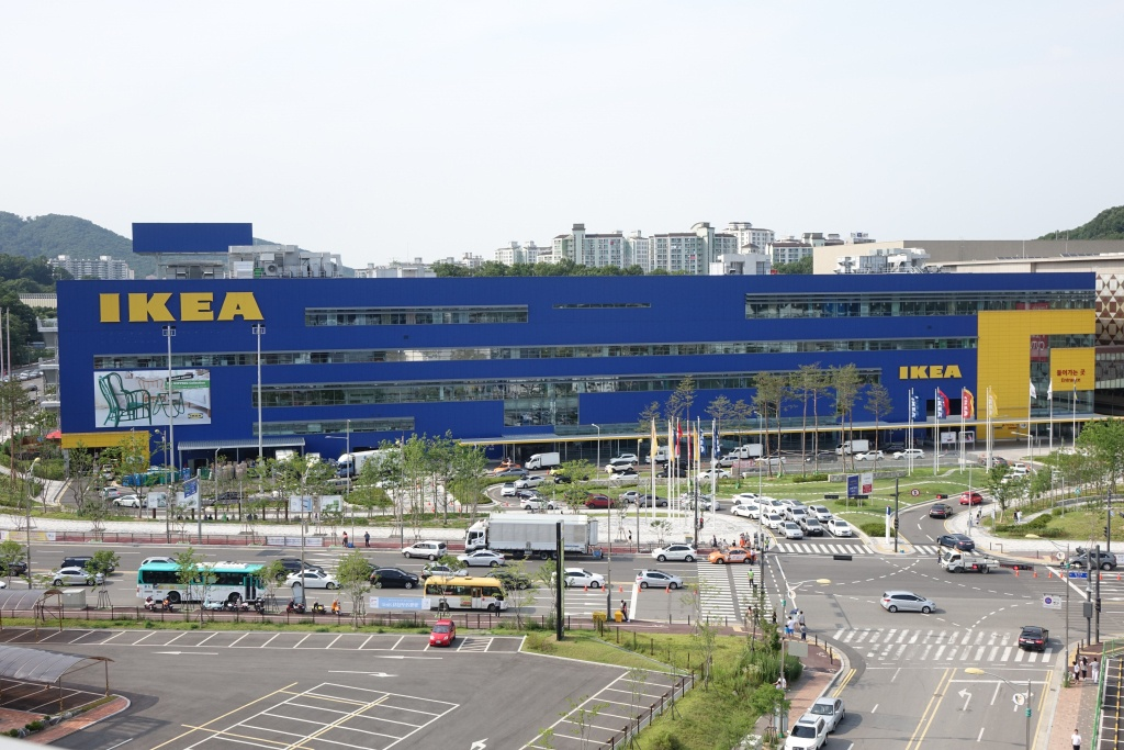 List Of Countries With Ikea Stores - Wikipedia - Ikea Locations California Map