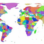 List Of Tz Database Time Zones   Wikipedia   World Time Zone Map Printable Free