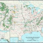 List Of U.s. National Forests   Wikipedia   National Forests In Florida Map