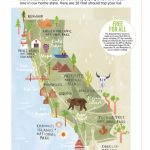 Livi Gosling – Map Of California National Parks | California Camping   California State Parks Camping Map