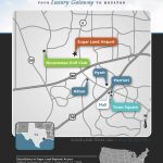 Local Area Map | Sugar Land Regional Airport   Sugar Land Texas Map