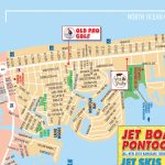 Local Maps | Ocean City Md Chamber Of Commerce   Printable Map Of Ocean City Md Boardwalk