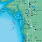Locate Miromar Lakes, Florida   Just North Of Naples And Estero In   Bonita Beach Florida Map