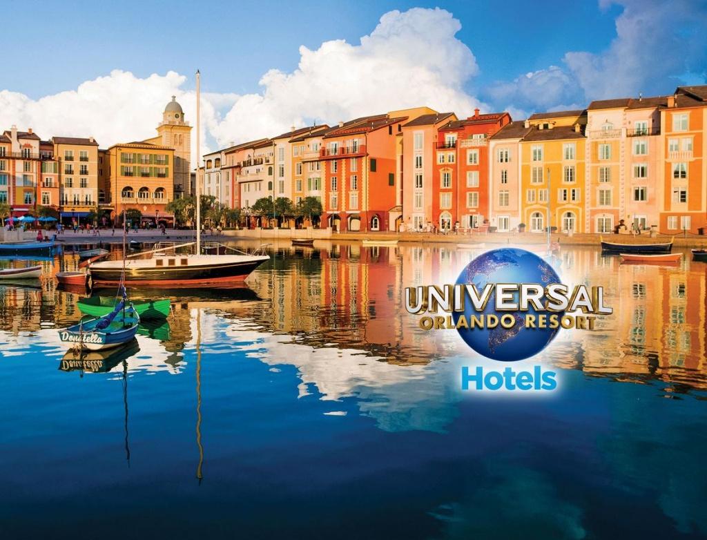 Loews Portofino Bay Hotel, Orlando, Fl - Booking - Portofino Florida Map