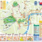 London Attractions Map Pdf   Free Printable Tourist Map London   London Sightseeing Map Printable