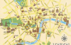 London Attractions Map Pdf – Free Printable Tourist Map London – Oxford Tourist Map Printable