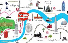 London Map – Download London Map For Children – Fun Things To Do – Printable Travel Maps For Kids