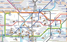 Printable London Tube Map
