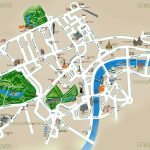 London Maps   Top Tourist Attractions   Free, Printable City Street   London Sightseeing Map Printable