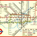 London Underground Map And Printable   Capitalsource   London Metro Map Printable