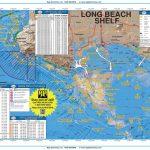 Long Beach Shelf   Baja Directions   Southern California Fishing Spots Map