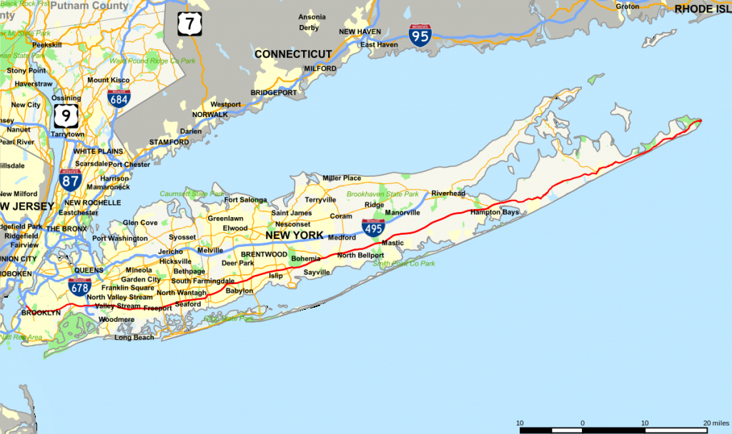 Long Island Ny Map | Download Them And Print - Printable Map Of Long Island Ny