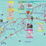 Los Angeles California Attractions Map – Map Of Usa District   Map Of Los Angeles California Attractions