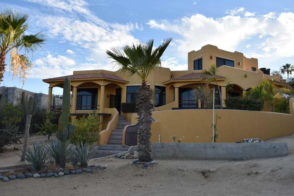 Los Barriles - Mexico Real Estate - Homes For Sale In Baja - Los - Baja California Real Estate Map