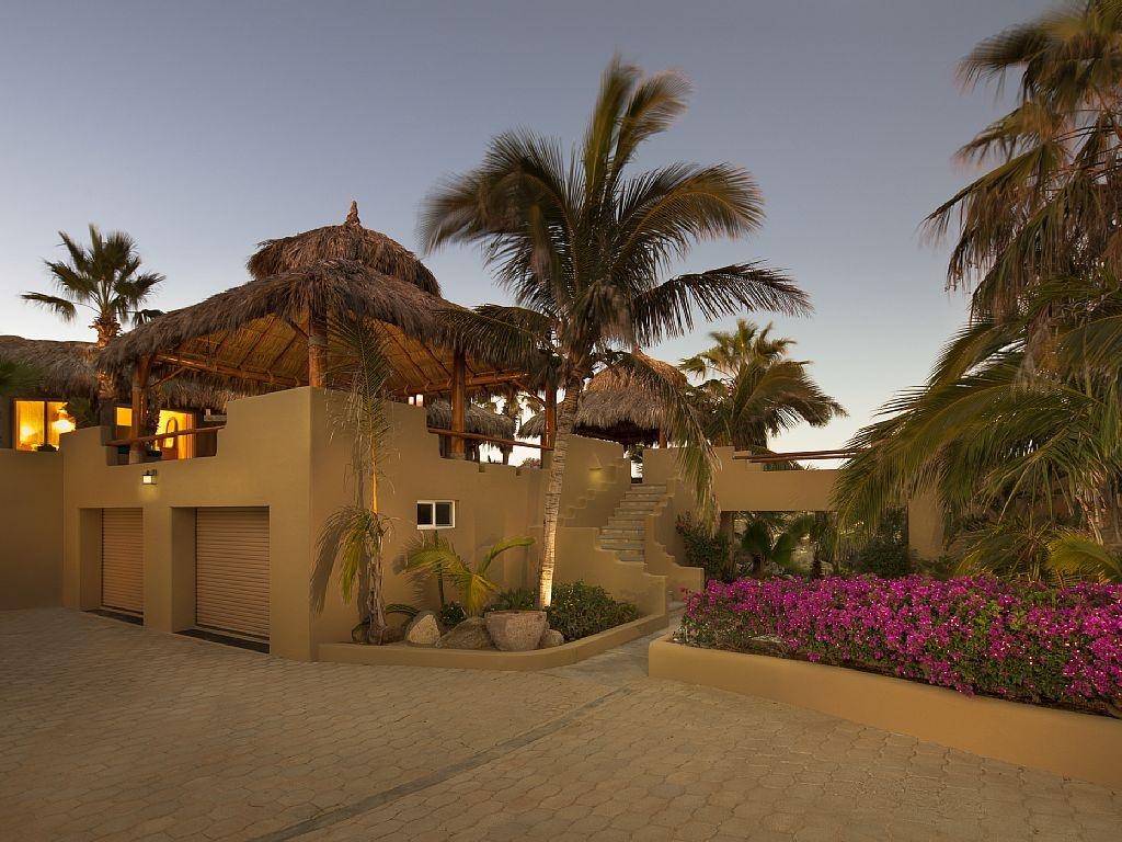 Los Zacatitos Vacation Rentals In Baja California Sur | Beach - Baja California Real Estate Map