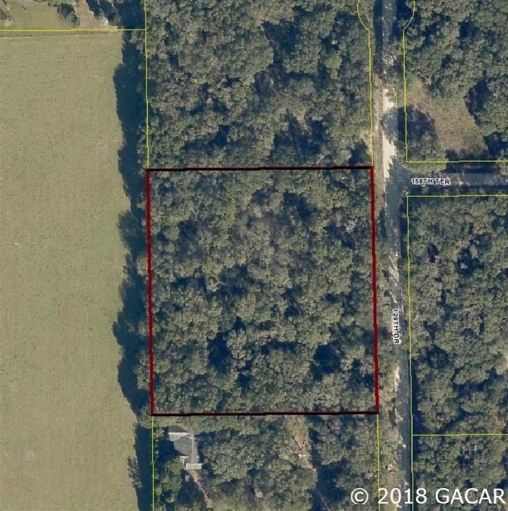 Lot 3 129Th Drive, Mcalpin, Fl 32062 (Mls # 415423) - Real Estate - Mcalpin Florida Map