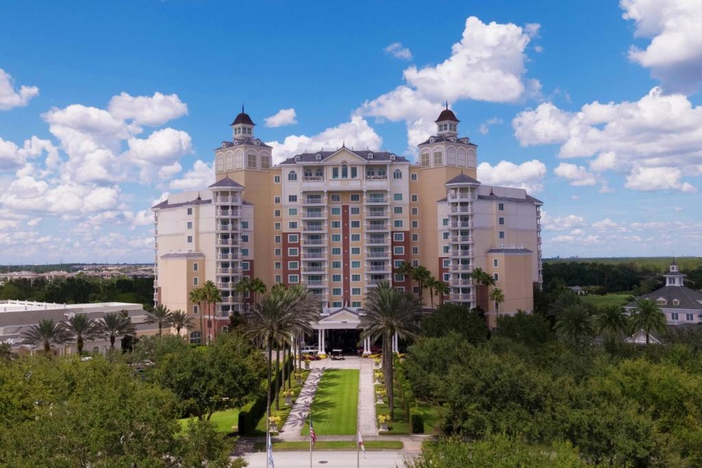 Luxury Orlando Resorts   Reunion Resort   Hotel In Orlando - Reunion Florida Map