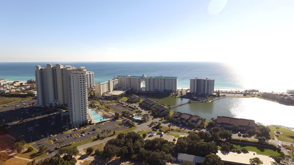 Majestic Sun At Seascape Resort - Updated 2019 Prices & Condominium - Seascape Resort Destin Florida Map