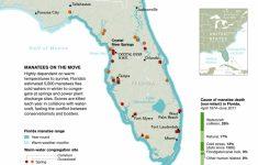 Manatee Florida Map