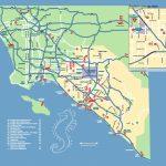 Map Anaheim California Surrounding Areas – Map Of Usa District   Anaheim California Map