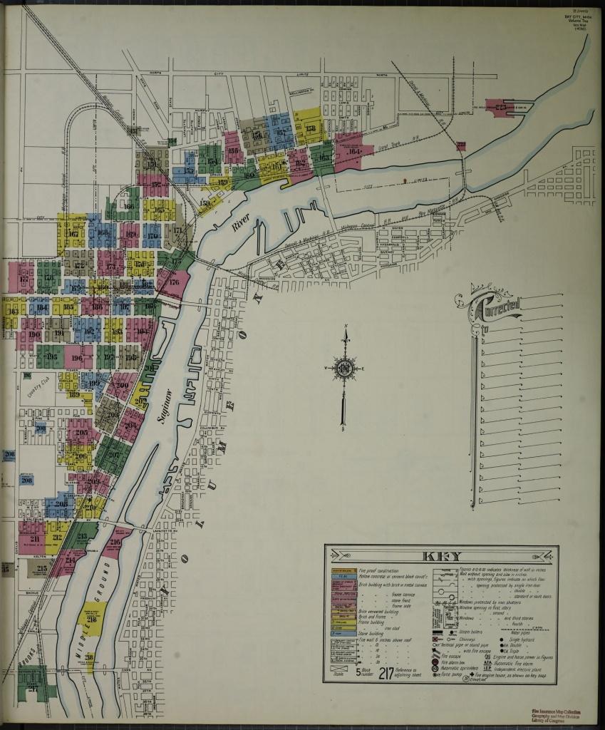 Map, Bay County | Library Of Congress - Bay County Florida Gis Maps