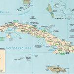 Map Cuba, Country Map Cuba   Printable Map Of Cuba