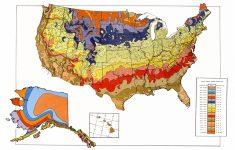 Usda Zone Map California
