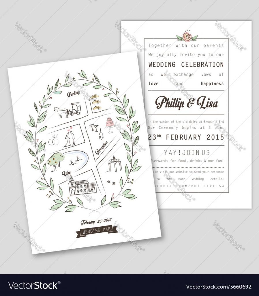 Map For Wedding Invitation ~ Wedding Invitation Collection - Maps For Wedding Invitations Free Printable