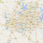 Map Fort Worth   Map Of Fort Worth (Texas   Usa)   Map Of Fort Worth Texas Area