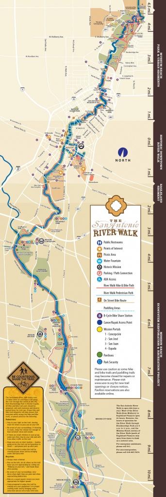 Map - Map Of Hotels Near Riverwalk In San Antonio Texas