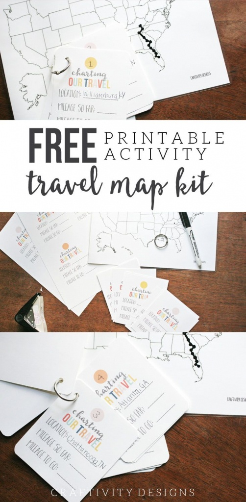 Map My Trip For Kids | Free Printables And Templates | My Travel Map - Printable Travel Maps For Kids