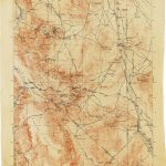 Map Of Abandoned Mines In California Valid Nevada Historical   Map   Map Of Abandoned Mines In California
