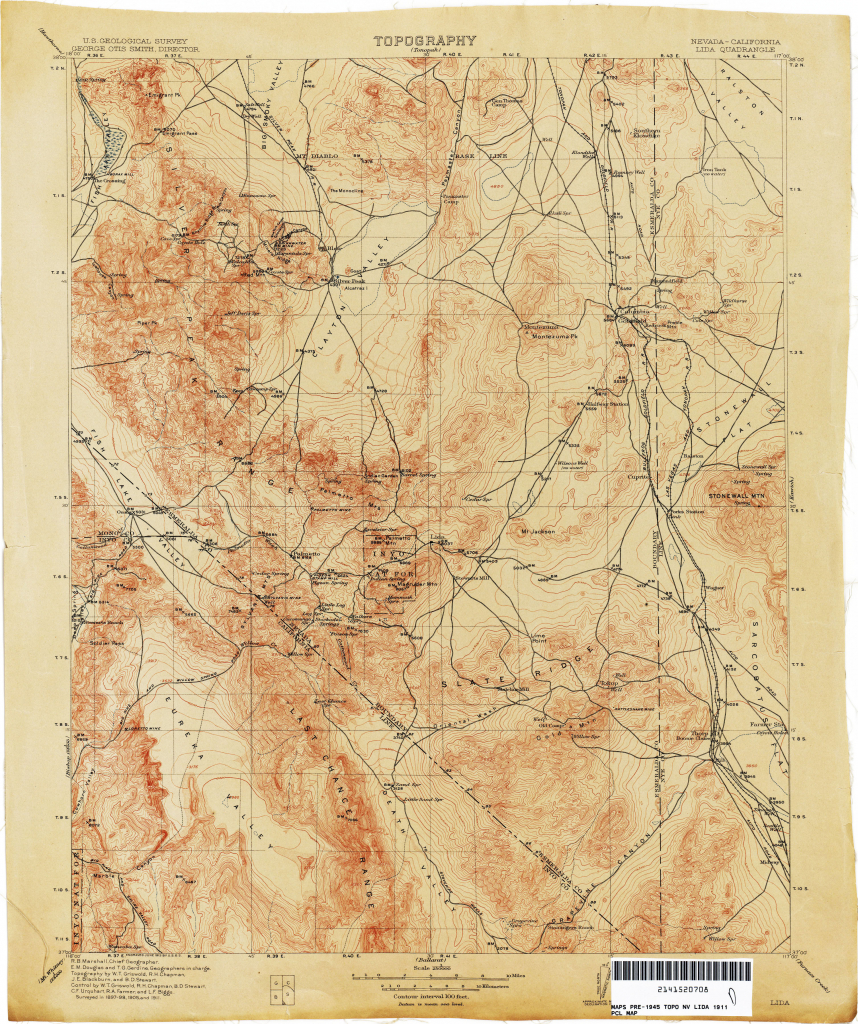 Map Of Abandoned Mines In California Valid Nevada Historical - Map - Map Of Abandoned Mines In California